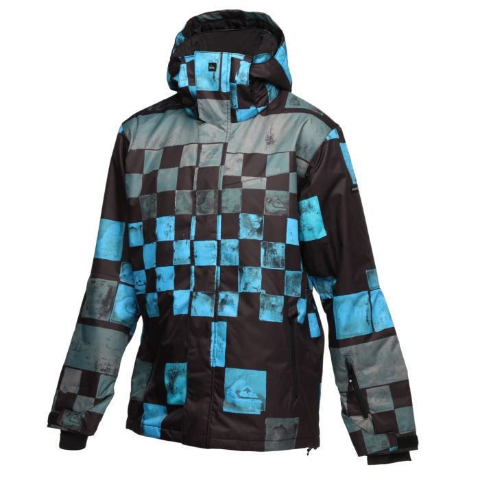 quiksilver veste de ski next mission achat vente blouson de ski quiksilver veste de ski next. Black Bedroom Furniture Sets. Home Design Ideas