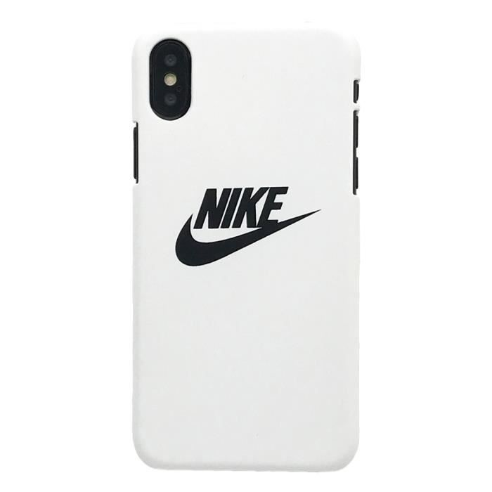iphone xs max coque blanche