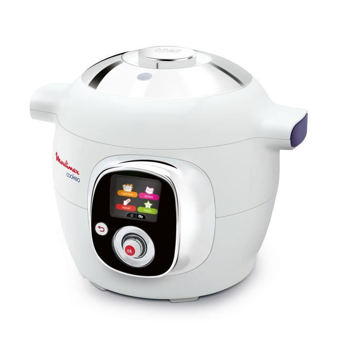 MULTICUISEUR MOULINEX CE7010 Multicuiseur intelligent Cookeo -