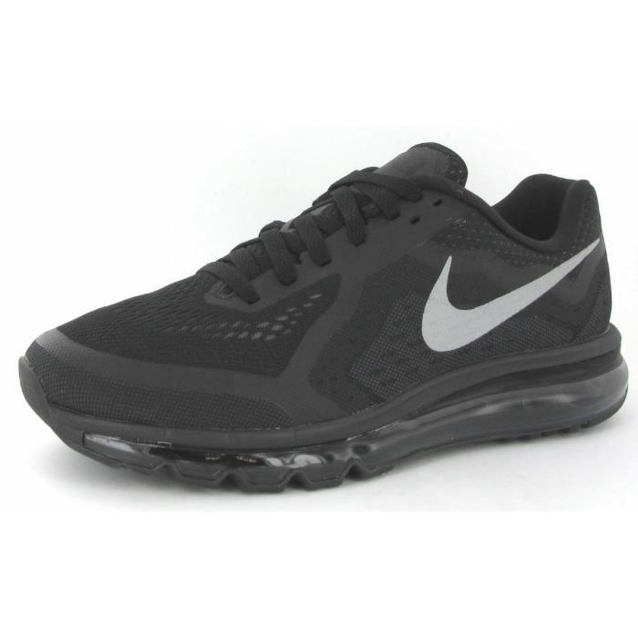 Chaussures Nike Air Max 2014 Noir Noir Achat Vente