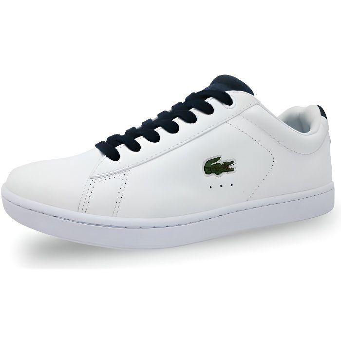 38ee62aa16 LACOSTE - Chaussure femme Carnaby Evo 317 spm Lacoste - (blanc - 42 ...