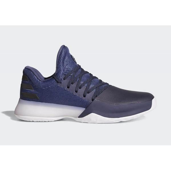 pueblo Guardería plataforma  Chaussure de Basketball adidas James Harden Vol.1 Bleu Navy pour homme -  Prix pas cher - Cdiscount
