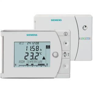 siemens regulateur rev24rf set achat vente thermostat d 39 ambiance cdiscount. Black Bedroom Furniture Sets. Home Design Ideas