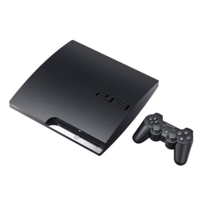 CONSOLE PS3 Console ps3 160 go