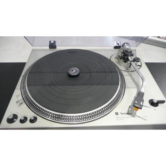 technics sl 1700 platine entrainement direct achat vente platine vinyle technics sl 1700. Black Bedroom Furniture Sets. Home Design Ideas
