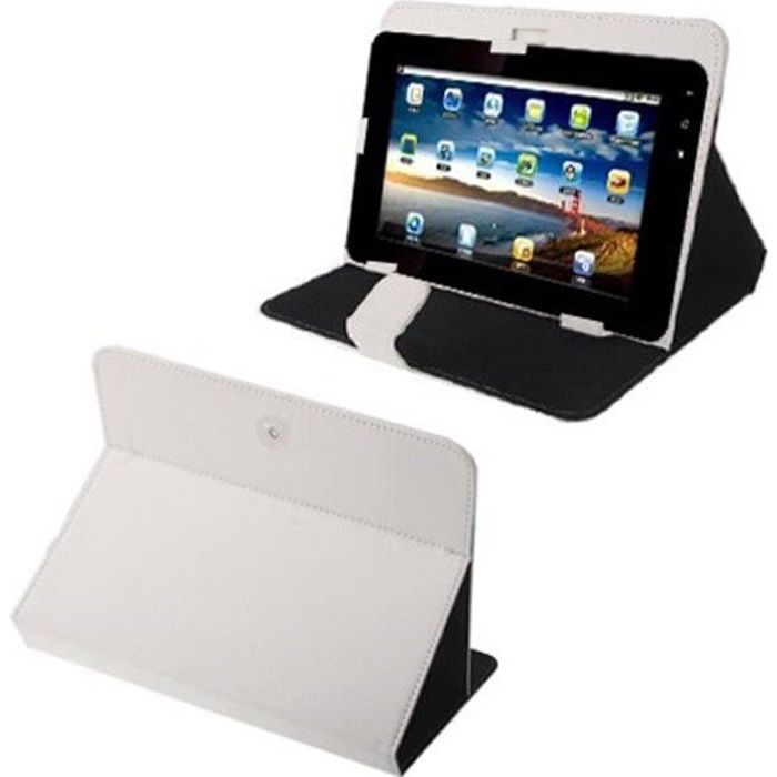 Housse universelle tablette tactile 10 1 pouces support - Tablette tactile 10 pouces ...
