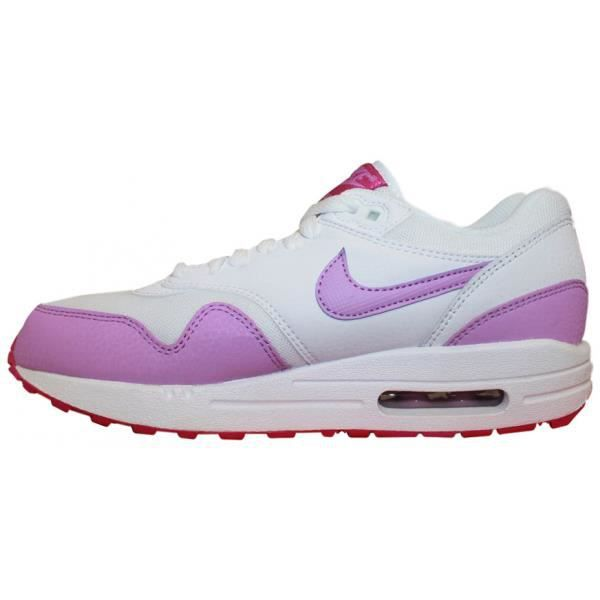 NIKE WMN AIR MAX 1 ESSENTIAL BLANC