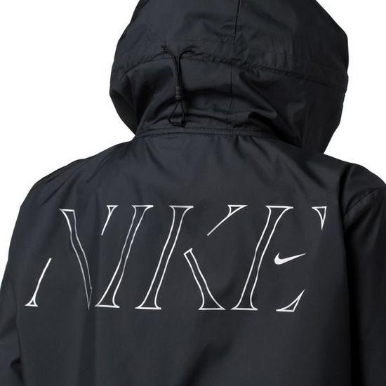 NIKE Veste Essential Femme Noir