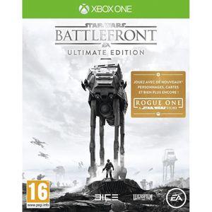 JEU XBOX ONE Star Wars Battlefront Edition Ultimate Jeu Xbox On