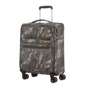 VALISE - BAGAGE Valise cabine souple 8 roulettes Matchup American