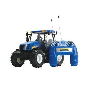 VOITURE - CAMION NEW HOLLAND T6070 Tracteur radiocommandé