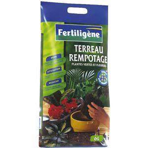 TERREAU - SABLE Terreau rempotage - 6 L