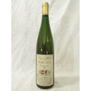 VIN BLANC gewurztraminer pierre frick blanc 1997 - alsace fr