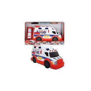 VOITURE - CAMION Dicker ambulance série action avec lumières et ...