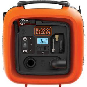 COMPRESSEUR AUTO BLACK & DECKER Gonfleur - Compresseur