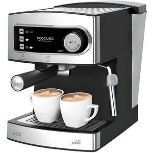 CAFETIÈRE Cafetière express  Power Espresso 20 de Cecotec