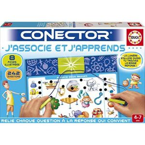 PARTITION EDUCA Borrás - 17316.0 Conector I And I Learn With