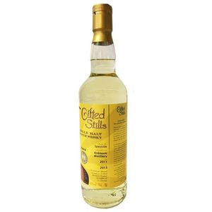WHISKY BOURBON SCOTCH Gifted Stills ARDMORE 2011 / 2015 70cl 43°