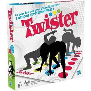 JEU SOCIÉTÉ - PLATEAU Twister - Jeu de société d'ambiance