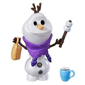 FIGURINE - PERSONNAGE Hasbro Figurine La Reine des Neiges OLAF, FROZEN