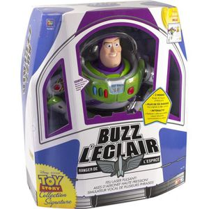 FIGURINE - PERSONNAGE TOY STORY Figurine Buzz L'Eclair Collection