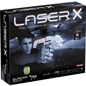 JEU D'ADRESSE LANSAY Laser X Solo