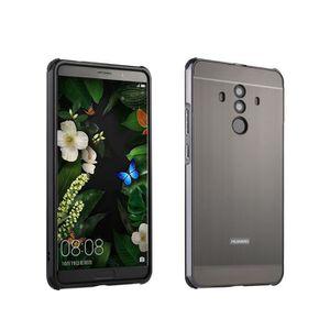 HOUSSE - ÉTUI Coque Pour Huawei Mate 10 Pro,Châssis en métal bro