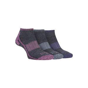 3 Paires Penguin Mélange Coton Low Cut Filles Sneaker Chaussettes Divers Couleurs /& Tailles