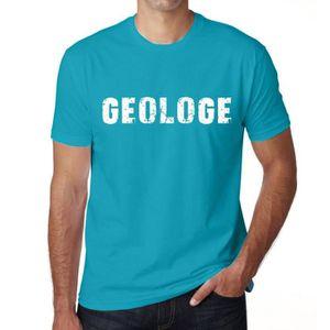 T-SHIRT geologe Tshirt, Homme tshirt avec motif
