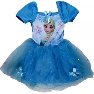 DÉGUISEMENT - PANOPLIE Robe de Princesse La reine des Neiges