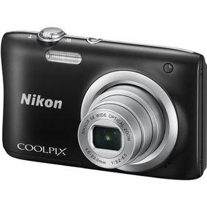 PACK APPAREIL COMPACT Nikon Coolpix A100 Appareil photo numérique compac