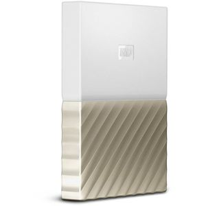 DISQUE DUR EXTERNE WESTERN DIGITAL My Passport Ultra - 4To - Gold