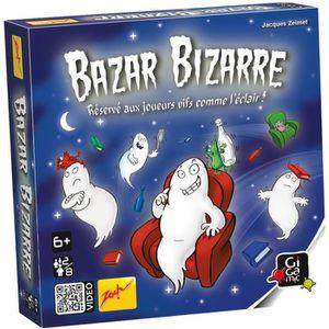 JEU SOCIÉTÉ - PLATEAU Bazar bizarre - GIGAMIC