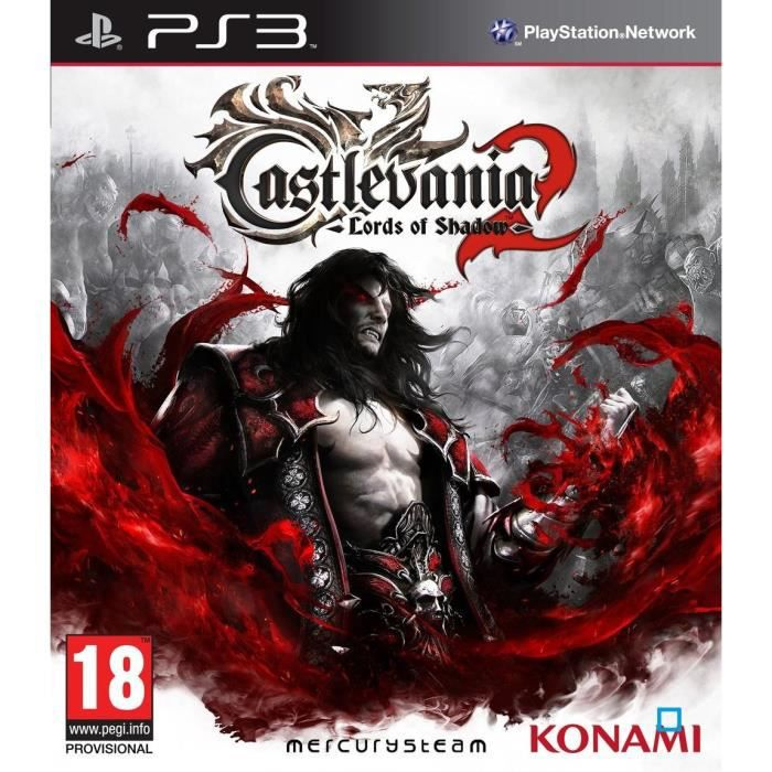 Castlevania Lords Of Shadow - Jeu PS3