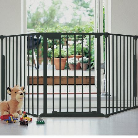 Baby dan barri re de s curit flex3 noir noir achat - Barriere securite poele ...
