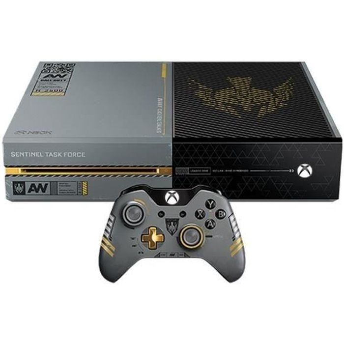Xbox one 1to call of duty advanced warfare achat vente console xbox one nouv xbox one cod - Console xbox one pas cher ...
