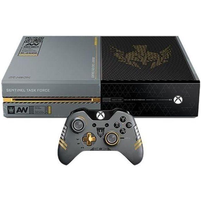 CONSOLE XBOX ONE XBOX One 1To+Call Of Duty Advanced Warfare