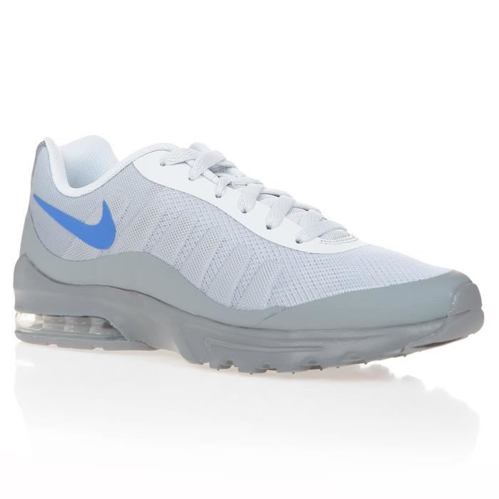new products 6c4e4 712d1 BASKET NIKE Baskets Air Max Invigor Print - Homme - Gris