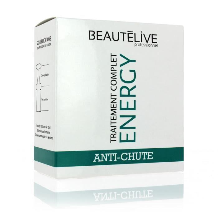 Cure anti-chute 8 semaines, Beautélive