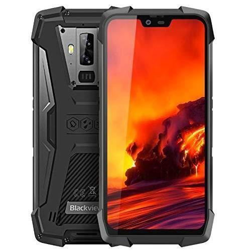 Telephone Portable incassable Blackview BV9700 Pro - Smartphone étanche IP68 59 Pouces FHD + Helio P70 Octa