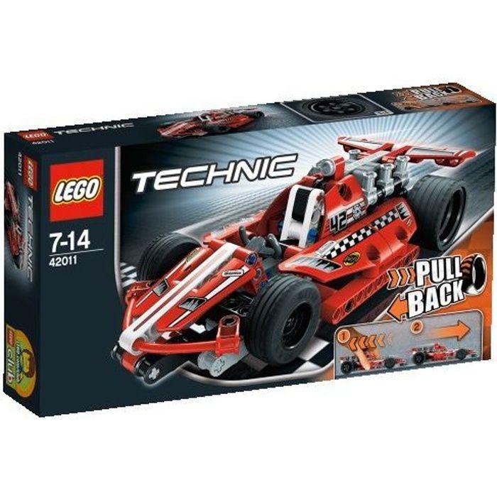 Lego Technic 42011 La voiture de course