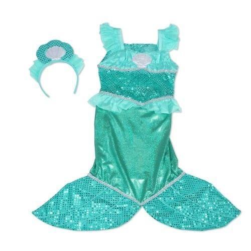 MELISSA & DOUG Costume De Sirène - Carnaval