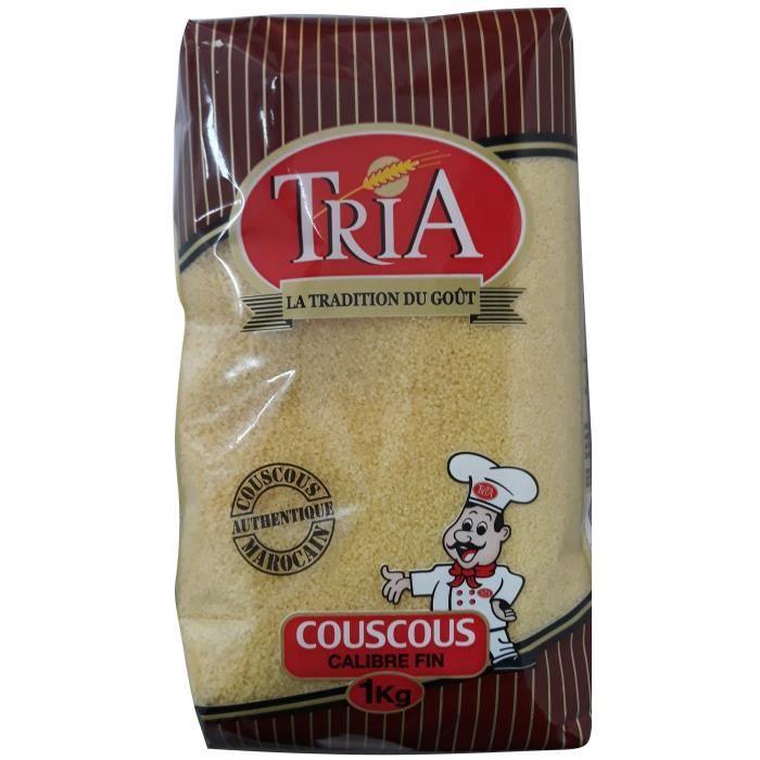 TRIA Couscous Fin - 1 kg