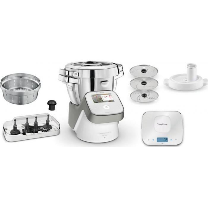Moulinex Robot cuiseur I Companion Touch XL HF938E00