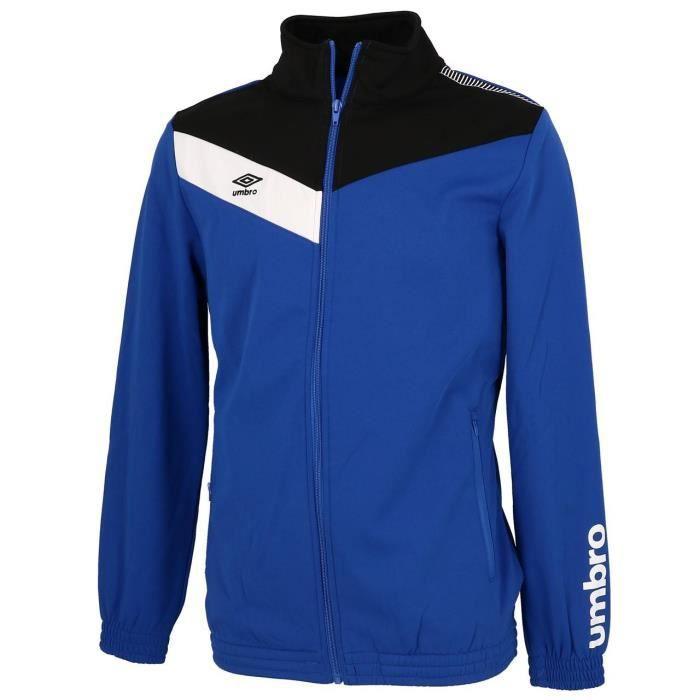 Vestes de survêtements tracktops Club unlined veste bleu - Umbro
