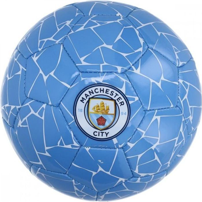 Manchester City Ballon Fan Bleu Puma