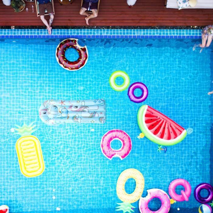 1pc natation planche de surf pour la piscine kid été extérieure tapis - dessous de tapis decoration du sol