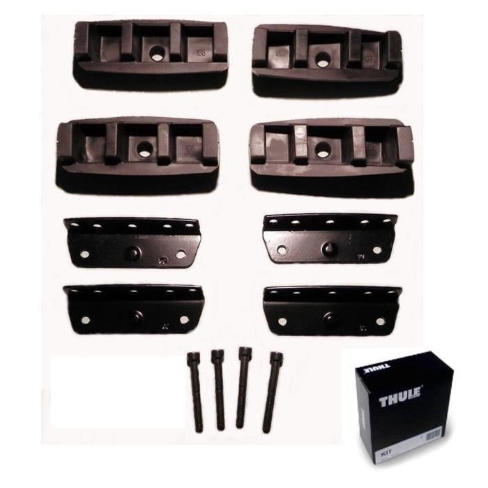 THULE 3011 Kit d'Adaptation Fixpoint Peugeot 607