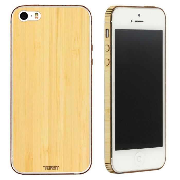 TOAST Coque de protection pour Iphone 5 / 5S - Bambou