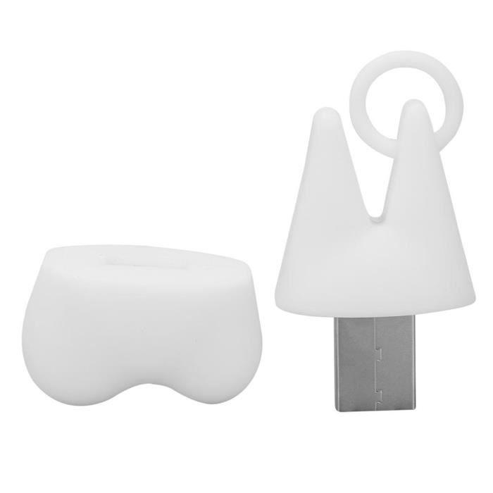 YOSOO Clé USB 2.0 Forme mignonne USB 2.0 Flash Drive Portable Data Storage U Disk Accessoire pour ordinateur portable (16 Go)